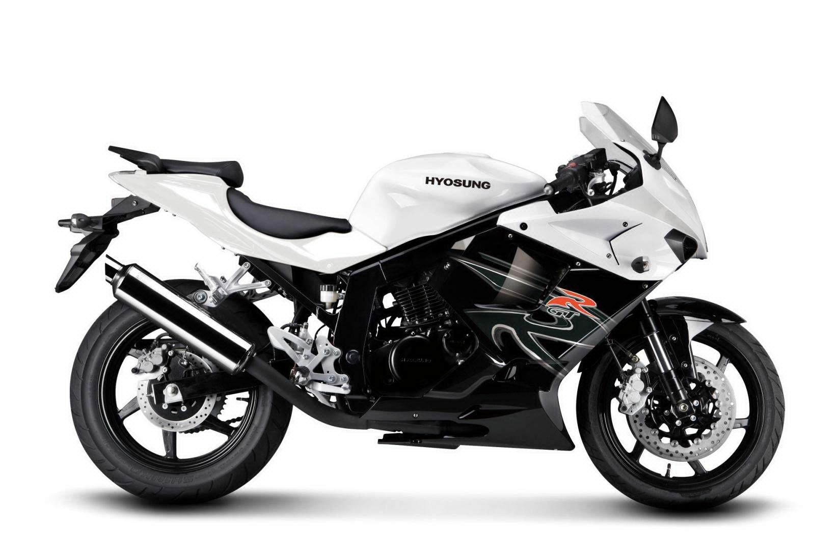 Hyosung GT 250R technical specifications